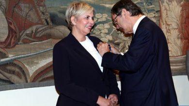 """Photo of توشيح """"نزهة حيات"""" من طرف العاهل الإسباني فيليبي السادس لالتزامها بتعزيز العلاقات الاقتصادية المغربية-الإسبانية"""