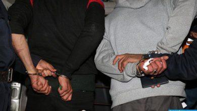 Photo of الرباط: توقيف شخصين من ذوي السوابق القضائية لتورطهما في ارتكاب أفعال إجرامية