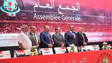Photo of إعادة انتخاب سعيد الناصري رئيسا للعصبة الوطنية الاحترافية لكرة القدم لولاية ثانية