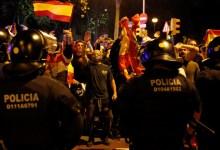 Photo of كاتالونيا: إضراب عام في برشلونة الجمعة وتواصل الاحتجاجات الليلية