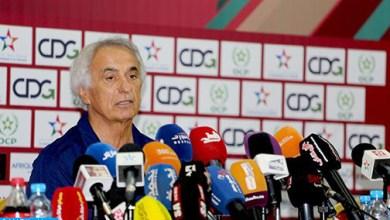 Photo of المنتخب المغربي: وحيد هاليلهودزيتش يستدعي اللاعب مهدي كارسيلا
