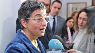 Photo of وزيرة الشؤون الخارجية الإسبانية تدشن المقر الجديد للقنصلية العامة لإسبانيا بالرباط
