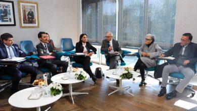 Photo of اللجنة الخاصة بالنموذج التنموي تعقد جلسة استماع لممثلي المجلس الوطني لحقوق الإنسان