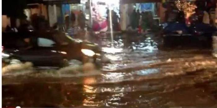 Photo of بالفيديو : مراكش تغرق..
