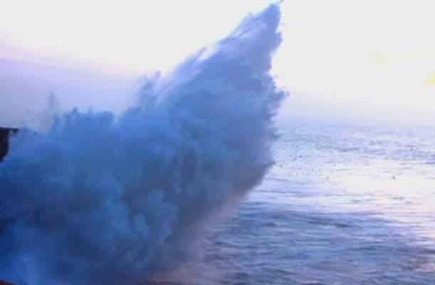 Photo of أمواج يتراوح علوها ما بين 5 و7 أمتار وأمطار عاصفية ابتداء من الأحد القادم