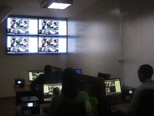 Photo of شاهد بالصورة : مركز مراقبة حافلات المدينة  الدار البيضاء عبر الكاميرات