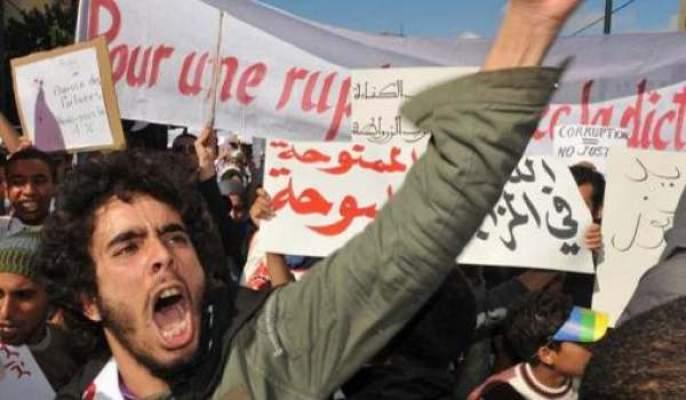 Photo of دراسة تكشف تطور الاحتجاج في المغرب