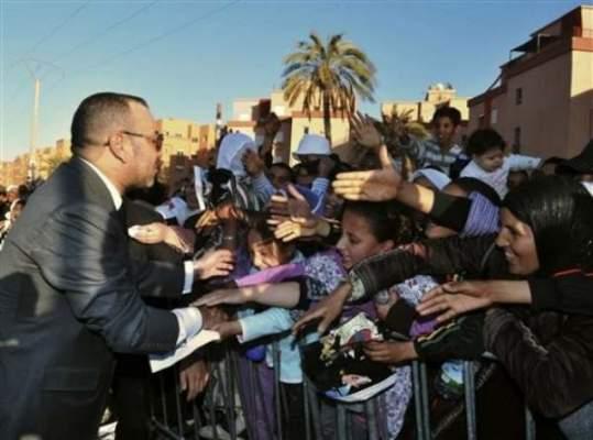 Photo of محمد السادس: المغاربة شعب طموح يتطلع لبلوغ أعلى الدرجات