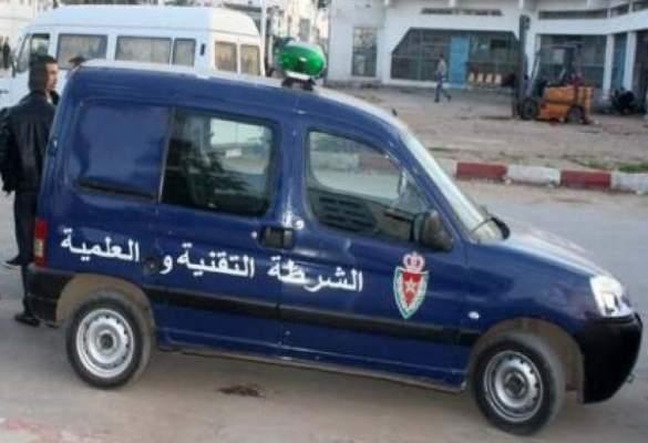 "Photo of ""عضو ذكري "" يخلق الحدث بأحد أحياء مدينة تطوان"