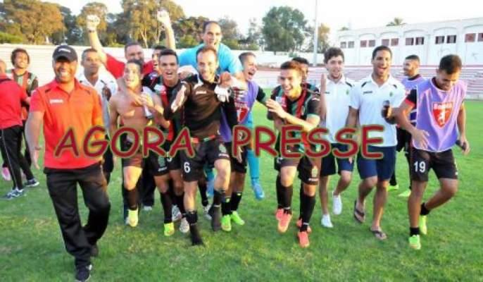Photo of العساكر يحققون أول فوز لهم في البطولة على حساب اتحاد الخميسات