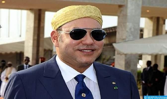 "Photo of الملك محمد السادس يؤكد أن""من حق كل المغاربة أن يعتزوا بالانتماء لهذا الوطن"""