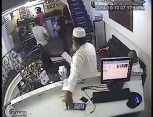 """Photo of سرقة احتراقية من """"بولحية"""""""