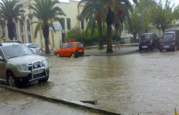 Photo of نشرة إنذارية أمطار وعواصف قوية في بعض متاطق المغرب