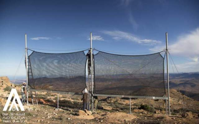 Photo of سابقة بالمغرب و شمال افريقيا .. مشروع لتجميع المياه من الضباب