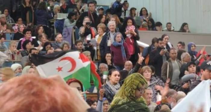 Photo of إفشال رفع أعلام البوليساريو من طرف الوفد المغربي بتونس
