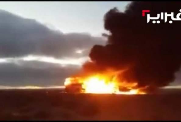 Photo of فيديو مؤثر..طفلة احترقت في فاجعة طانطان وأمها تنبأت بوقوع الكارثة !