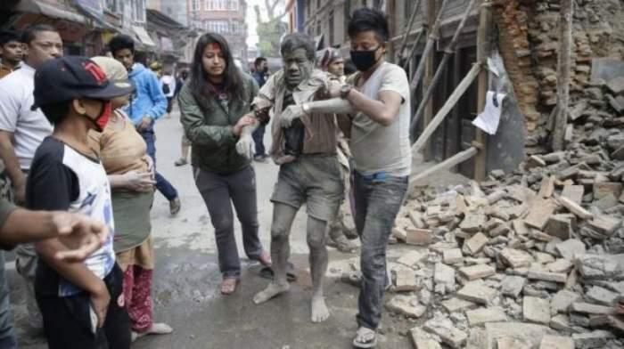 Photo of الأمم المتحدة تعلن عن مقتل 4310 و تضرر 8 ملايين شخص بسبب زلزال النيبال