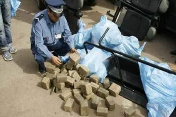 Photo of جمارك سبتة تحبط محاولة تهريب 15 كيلو غرام من مخد الشيرا