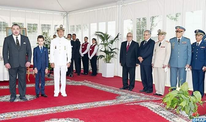 Photo of الملك محمد السادس يترأس بالدار البيضاء حفل تخليد الذكرى ال 59 لتأسيس القوات المسلحة الملكية