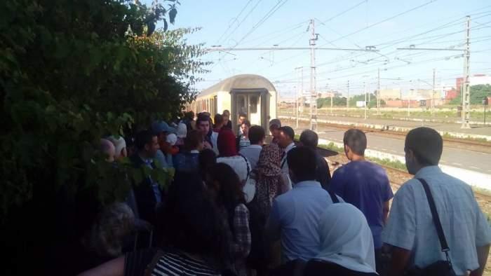 Photo of ساعة و5 دقائق تأخير.. المكتب الوطني للسكك الحديدية لا يعترف بالوقت