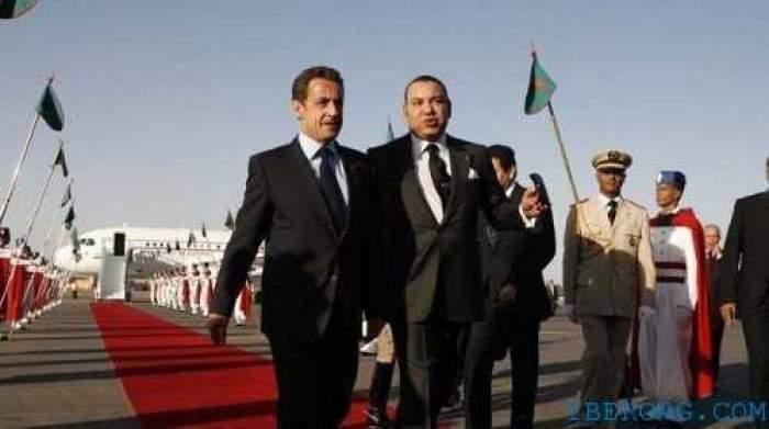 Photo of ساركوزي : محمد السادس رجل ذو رؤية كبيرة ويحمل طموحا كبيرا لبلاده