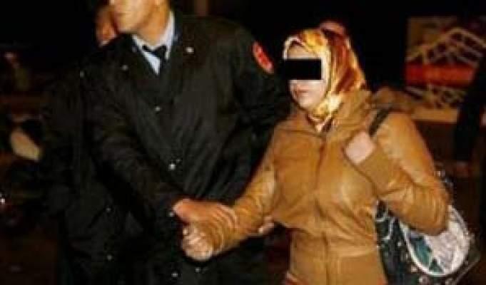 اعتقال ثلاثة أشخاص بينهم فتاة أرادوا إشراك الشرطة في الكاميرا…