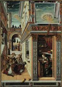 Carlo Crivelli's Annunciation