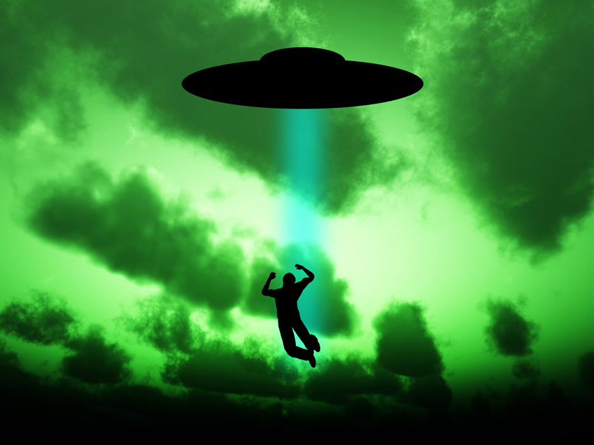 Image result for ufo abduction