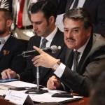 Preside Alfredo Femat comisión de Relaciones Exteriores en San Lázaro