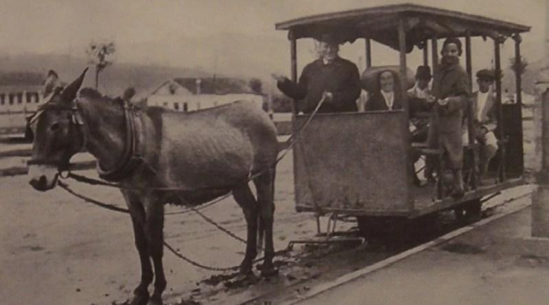 história do transporte público