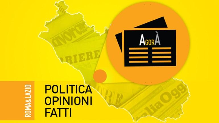 Roma&Lazio. La politica, le opinioni i fatti