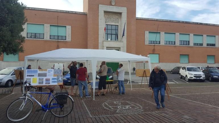 """Comitato Mazzocchio: """"Cittadini in piazza contro Sep e sversamenti, istituzioni immobili"""""""