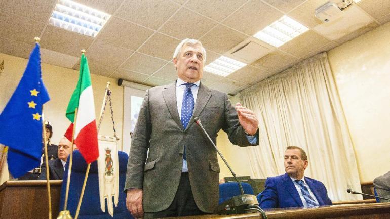 Tajani: L'Italia può svolgere ruolo di equilibrio in UE