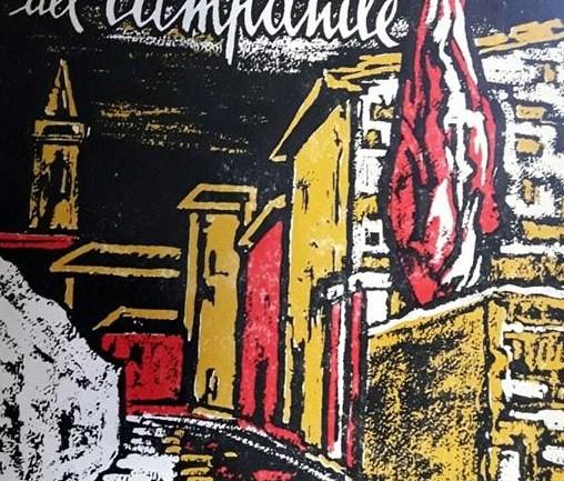 'Nostalgie del campanile': presentazione del libro di Ortensio Chiari