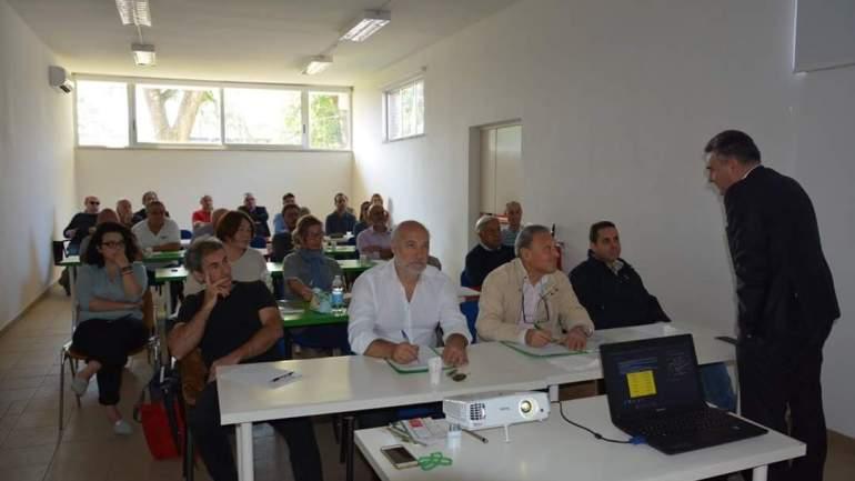 Assaggiatori delle Olive da Tavola, a Sonnino la 2^ edizione del Corso Capol