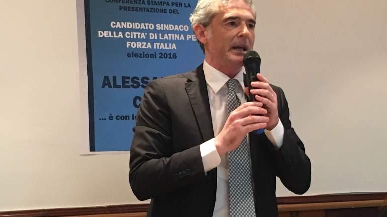 """Latina. Calvi (FI):""""Sul centro di alta disgnostica Coletta riferisca in consiglio comunale"""""""