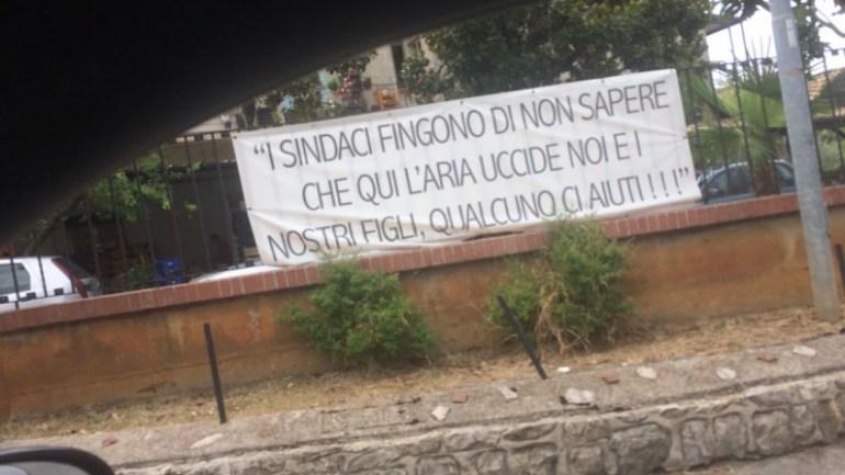 """Comitato Mazzocchio: """"Ugolini aveva previsto tutto, tranne la puzza di Sep"""""""