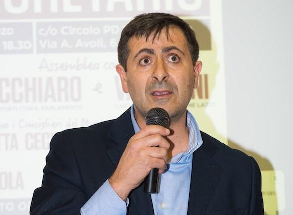 """Legge elettorale regionale, Valeriani (PD) """"La politica è fatta anche di mediazione"""""""