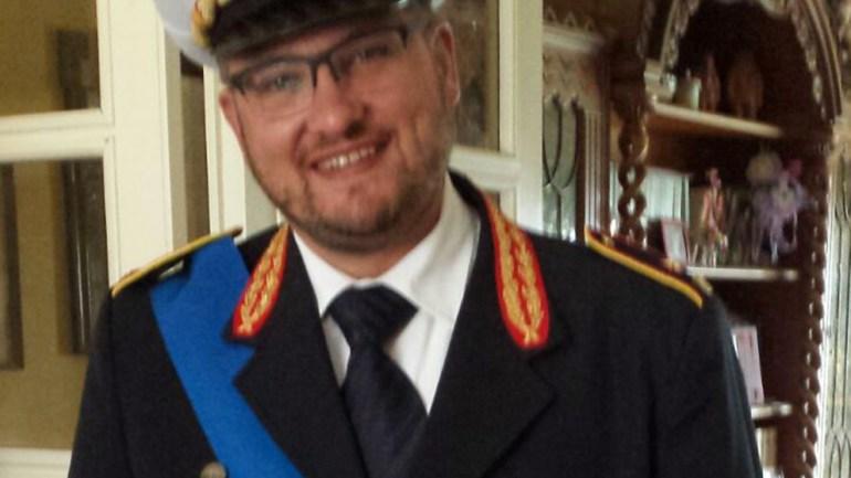 Il Comandante Alessandro Cartelli lascia il Comando di Polizia Locale di Cori