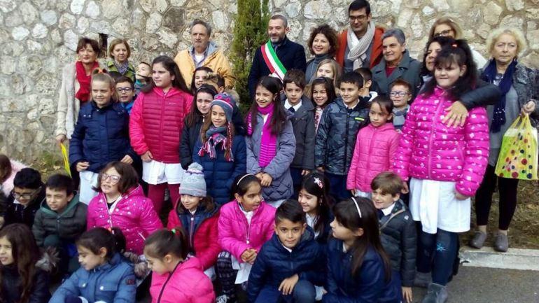 Festa dell'Albero 2017 a Cori e Giulianello