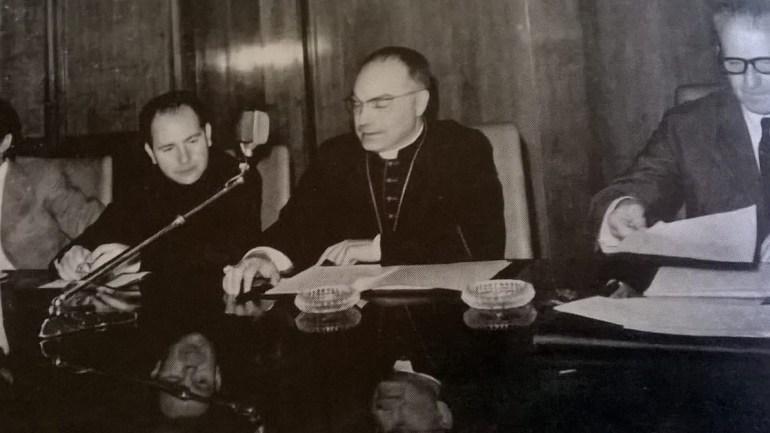 Nel centenario della nascita, Cori ricorda una personalità di assoluto rilievo, quella di monsignor Giuseppe Marafini