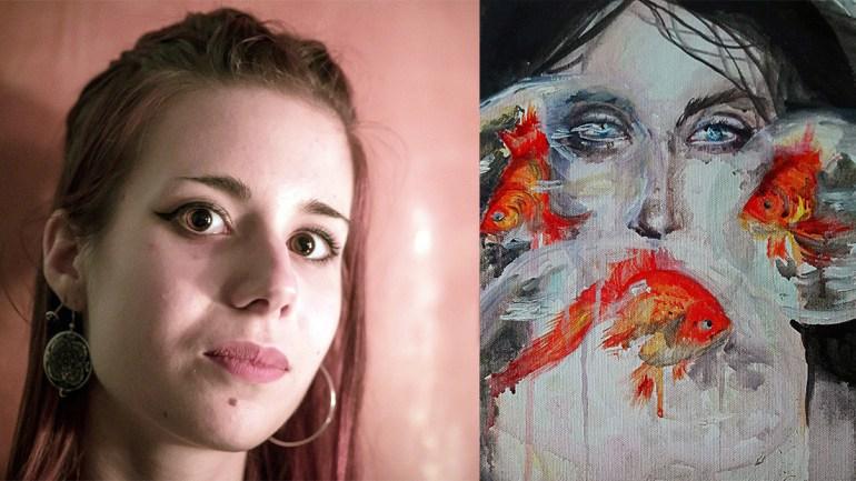 Ritratti. Caterina Sammartino apre la rassegna Le Vie dell'Arte a Cori