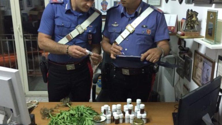 Formia, droga: fermati 15 nigeriani e due italiani