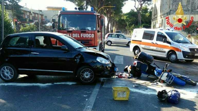 Latina. Incidente stradale di venerdì scorso, due indagati