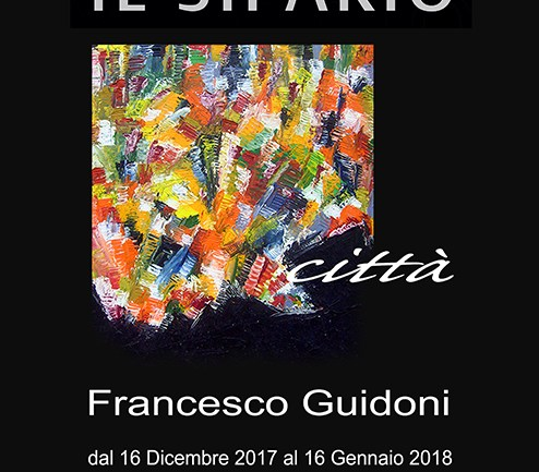Città. Francesco Guidoni espone alla Galleria Il Sipario di Giulianello di Cori