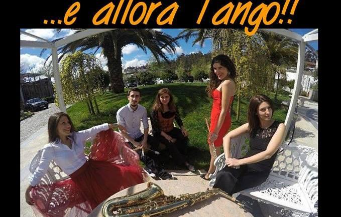Dal Portogallo a Latina: GayaQuintet in concerto