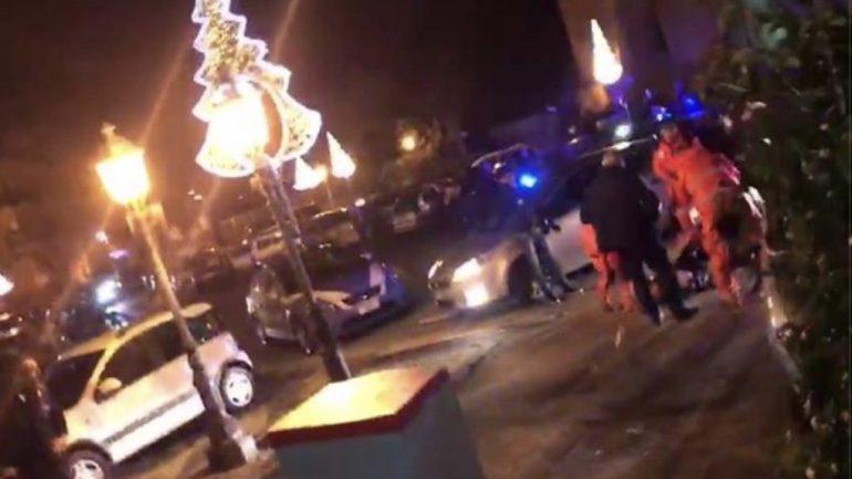 Formia, sparatoria a Castellone, ferito il latitante Ronga