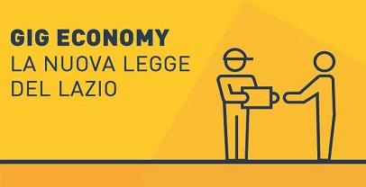 Rider;Zingaretti: al via la consultazione online alla legge sulla gig economy