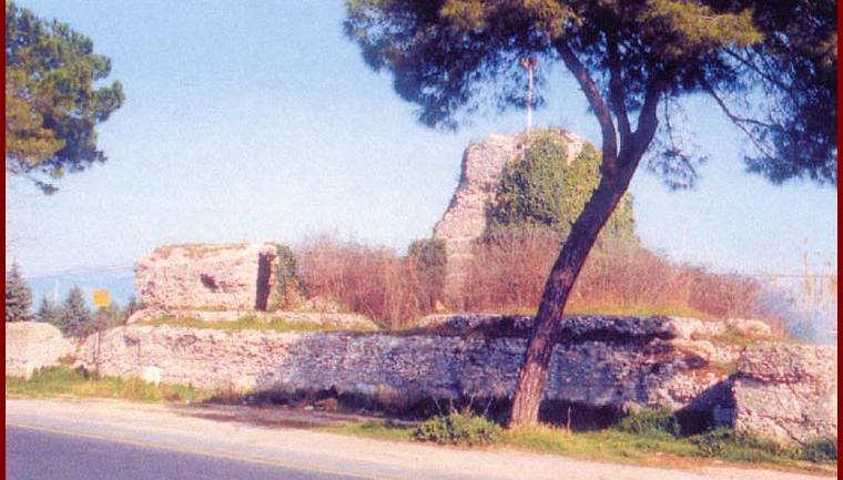 Terracina: la storia, il mito … Caelia Macrina