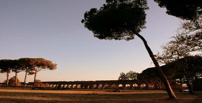 Regione Lazio. Approvato il piano del parco dell'Appia Antica